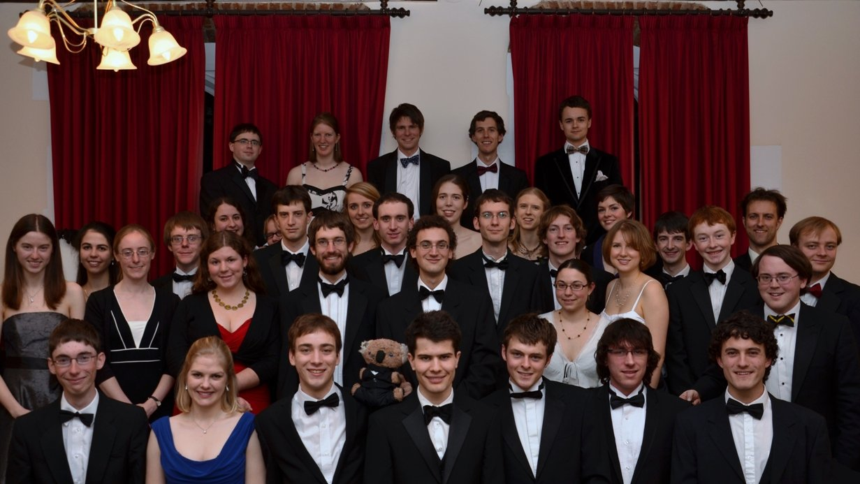 CUHWC Annual Dinner 2011 - Formal Photo