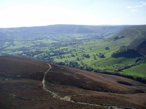 Edale, from Ringing Roger