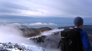 Walks on Cadair and the Aran ridge